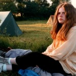Kathleen realises we've forgotten the tent and the tin opener.