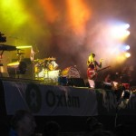 Ting Tings on the Other Stage 2009