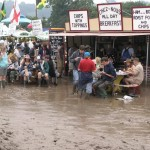 the full muddy - some people won't be put off a full breakfast