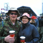 Our 1st GLASTO & the best Festival we ever went to....G&H PRICE.