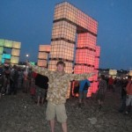 love it !!! Cube Henge