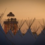 Tower and Tipi's