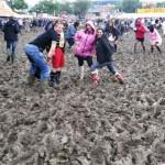 Mud, what mud?
