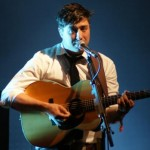 Mumford and Sons headlining the Pyramid Stage