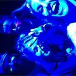 UV light/paint party
