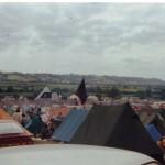 Proper leaking tents !