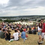 Panorama on the hill