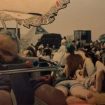 Me aged 1 at Glasto :)