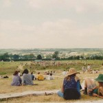 Panorama from the above the Stone Circle