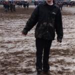 Lee in the mud