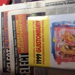 Newspapers and programmes