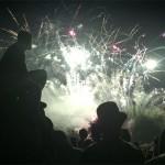 Opening Ceremony Fireworks, Stone Circle