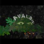 Avalon at night