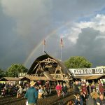 Rainbow over Avalon