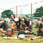 Drumming in the Green Field