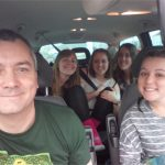 Recycling crew road trip - on our way!