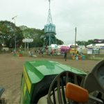 From the cab: William's Green/The Leftfield Tower