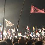 Flags Foo Fighters