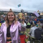 First Glasto....cheers?