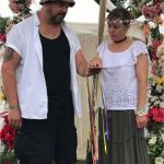 Handfasting - Celebrating 20 years of marriage