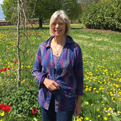 """Green Fields organiser Liz Eliot: """"We can't have our heads in the sand any more"""""""