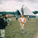 Leeloo - supreme being at glastonbury pyramid stage