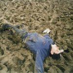 Giles the glasto mud monster