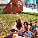 Chilling in the 'Fat Camp'