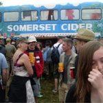 Sunny cider! Thursday afternoon!