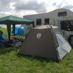 Motorhome camp