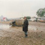 Muddy Monday.